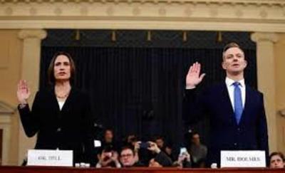 Ficción, caos e injerencia: la audiencia sobre juicio a Trump apunta a Rusia