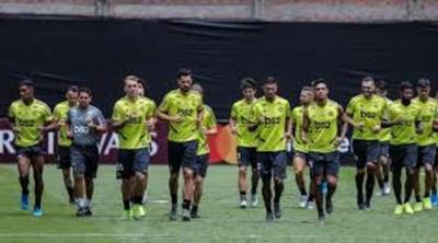"""Flamengo arma una """"jaula"""" en Lima para preparar una final bajo absoluto secreto"""