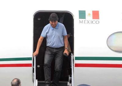 Evo Morales denuncia que el 4 de noviembre sufrió un atentado fallido