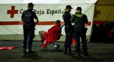 Interceptan a 85 personas que llegaron en dos pateras al sur de Gran Canaria