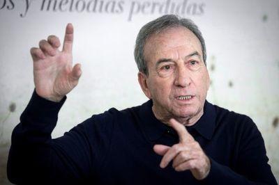 """José Luis Perales: """"Y cómo es él"""" es la canción que menos le gusta a mi mujer"""