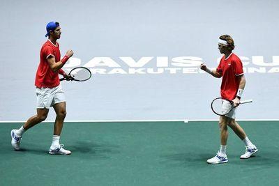 Rusia doblega a la serbia de Djokovic