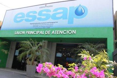 ESSAP reparó bomba de extracción de agua de la planta Viñas Cué