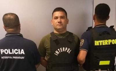 Paraguayo extraditado a los EE.UU por Lavado de Dinero y Narcotráfico