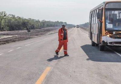 Gobierno habilita nuevo tramo de la Ruta Bioceánica en Alto Paraguay