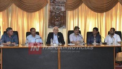 FRIEDMANN SE REUNIÓ ESTA MAÑANA CON PRODUCTORES DE ITAPÚA