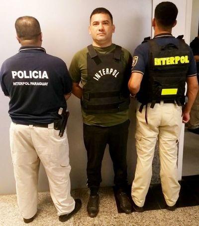 Extraditan a un paraguayo a los EE.UU.