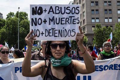 Chile: Rabia no cede a 5 semanas del estallido social