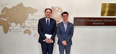 Programa de cooperación de Corea al Paraguay supera los 107 millones de dólares