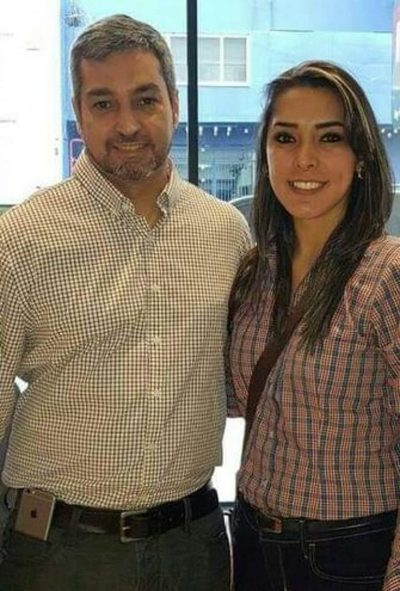 Esposa de Wilberto Cabañas, nueva funcionaria de Itaipu
