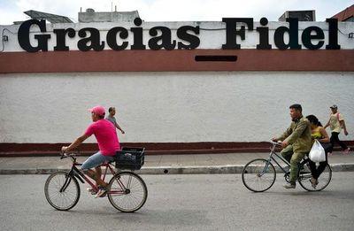 Cuba, tres años sin Fidel