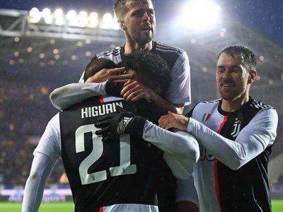 Higuaín y Dybala hacen de Cristiano y rescatan a Juventus
