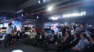 Realizaron charla sobre Leasing financiero en Cadam Motor Show
