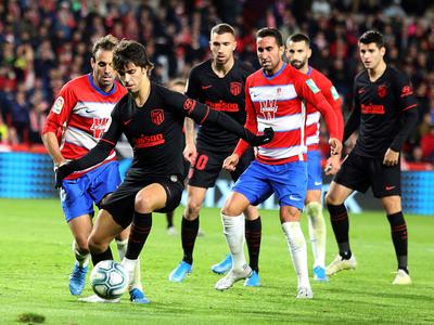 Atlético Madrid no pasa del empate y se estanca