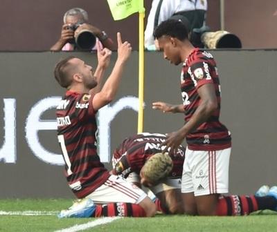 Flamengo campeón de la Libertadores