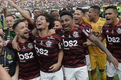 Así fue el recorrido del campeón Flamengo