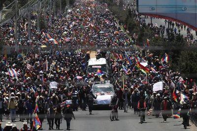 EEUU: Congresistas demócratas critican rol de la OEA en Bolivia
