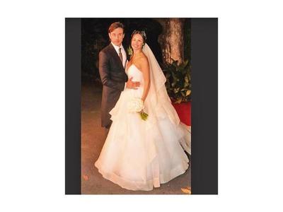 La fastuosa boda de Pampita y Moritán