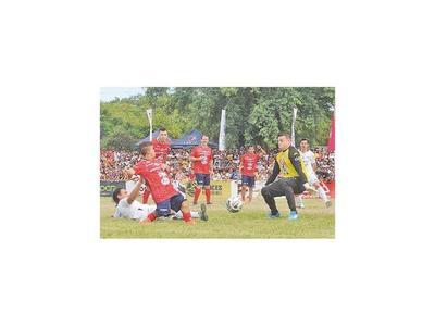 Miniclásico se juega en el Gral. Bruguez