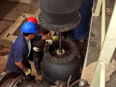 Más de 40.000 usuarios llevan cuatro días sin agua en Asunción y Lambaré
