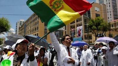La presidenta de Bolivia convoca a nuevas elecciones generales