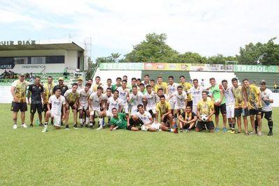Guaraní golea y va por el título de la Sub 17