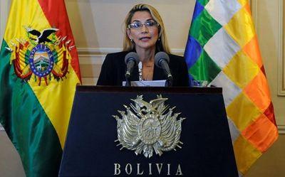 Bolivia promulga ley para celebrar nuevos comicios sin Morales