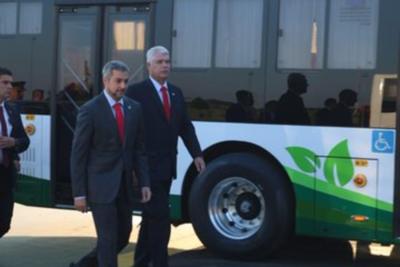 Buscarán que el sector empresarial apueste por buses eléctricos