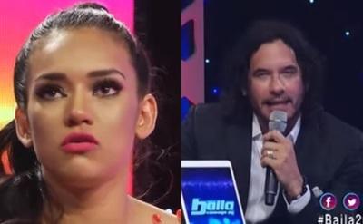"""La chica Extra apuntó contra Mario Cimarro: """"Se me cayó un grande, un ídolo"""""""