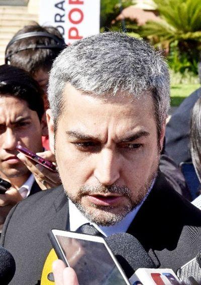 """Abdo no opina sobre Cartes y Tarragó para evitar """"politizar procesos"""""""