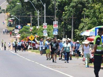 Operativo Caacupé: Más de 6.000 policías darán cobertura