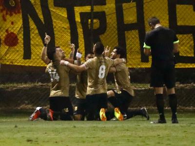 Guaraní regresa a la Copa Libertadores
