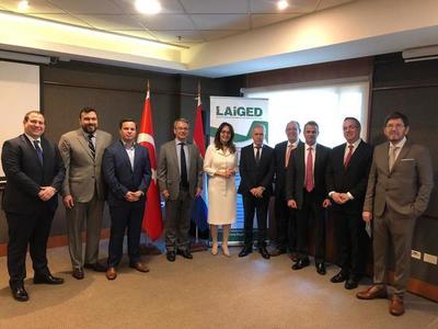 Empresarios de Turquía iniciaron misión comercial en el país