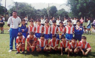 Cuando la Albirroja Sub 12 fue campeona panamericana