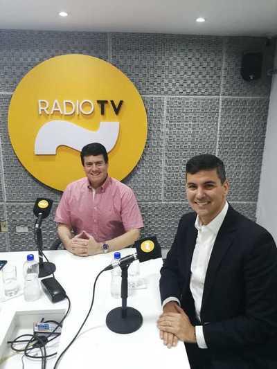 """Santiago Peña: """"Yo veo al Gobierno con algunas luces y muchas sombras"""""""
