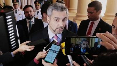 Abdo asistirá de acto de egreso de nuevos oficiales
