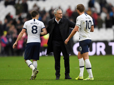 Mourinho regresa a la Champions y busca la clasificación del Tottenham