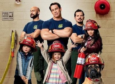 'Jugando con Fuego' la comedia protagonizada por John Cena