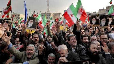 """""""Al menos 143"""" muertos en las protestas en Irán, según Amnistía Internacional"""