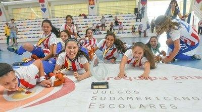 Los Juegos Sudamericanos Escolares se alistan en línea de largada