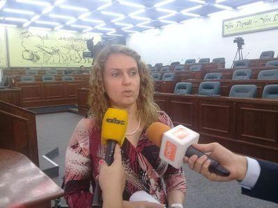 Rocío Vallejo propone rendición en tiempo real de gastos electorales