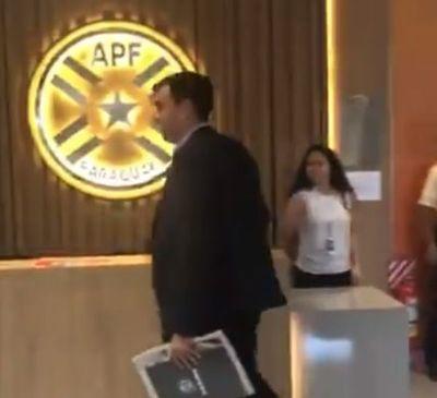 Marco Trovato declara en la APF