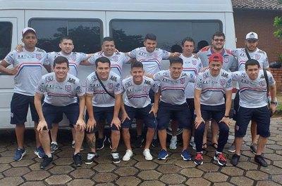 Paraguay hará su debut oficial en la Copa América de fútbol suizo