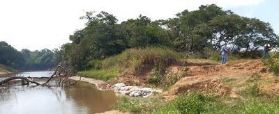 Mades interviene ante desvío de aguas del río Pirapó