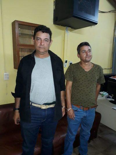 Descuidistas son detenidos en el interior de un ómnibus en CDE