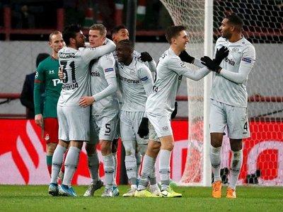 El Bayer no se rinde y acecha al Atlético
