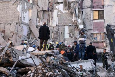 Albania vive su peor terremoto en 40 años con más de un decena de muertos