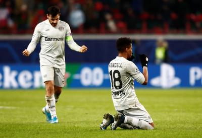 En Moscú, el Leverkusen vence sin dramas al Lokomotiv