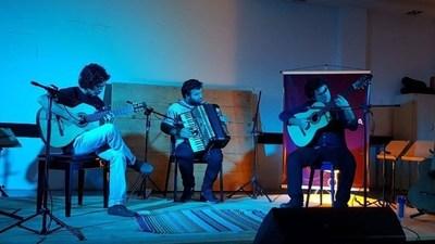 Noche solidaria de Polca, Guarania y Chamamé en Estación del Arte