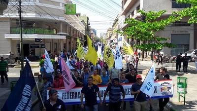 Educadores anuncian movilización en todo el país para este miércoles